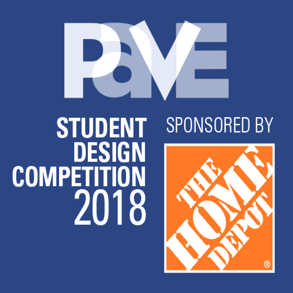 Graphic Competitions Pave 2018 Student Design Competition
